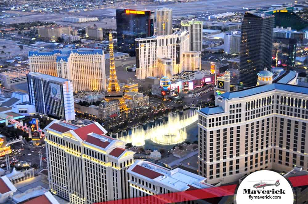 Maverick Helicopters Vegas Strip Helicopter Tour-1